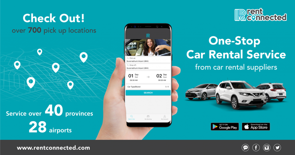 driving car hire in thailand