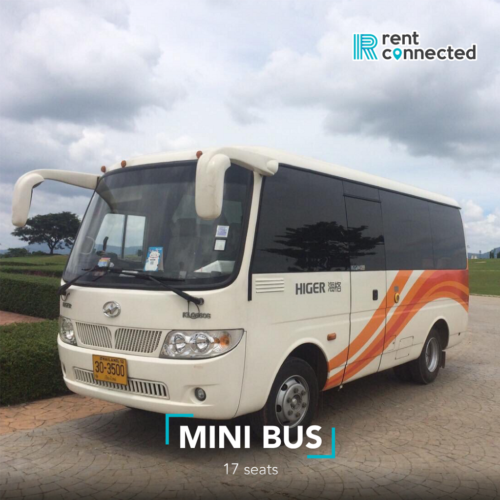 minibus service with driver