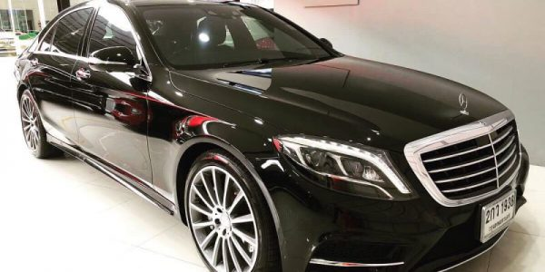 benz airport transfer