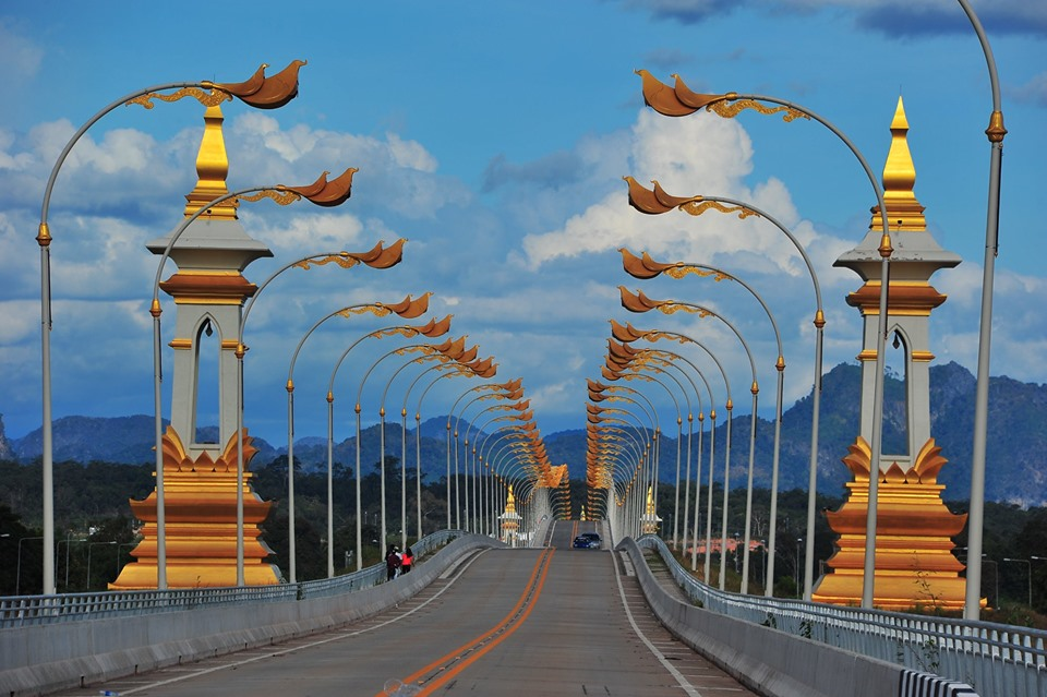 Third Thai-Lao Friendship Bridge
