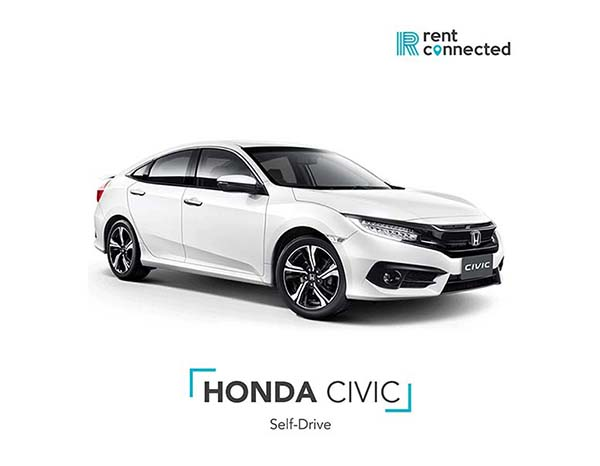 Rent Honda Civic Bangwa